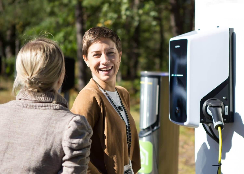 Czym dokładnie charakteryzują się ładowarki do aut elektrycznych EVB?